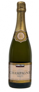 Kirkland Signature Champagne Brut from Costco